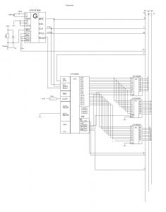 Подключение микропроцессора К1810МП88 со схемой запуска К1810ГФ84 К1810ВМ88 К1810ВА86 К1810ИР82 К1810ВА86