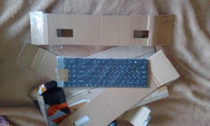 новая клавиатура для ноутбука