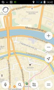 Яндекс.Карты Android
