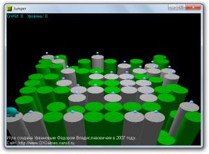 Jumper screenshot 3d game