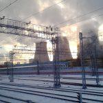 Москва. ТЭЦ.