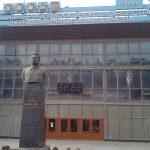 Москва. Завод имени Лихачёва.