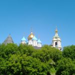 Храм. Москва