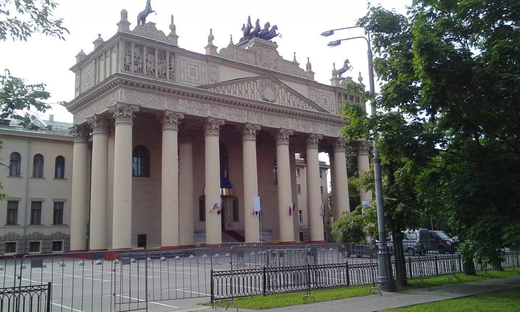 Москва. Архитектура.