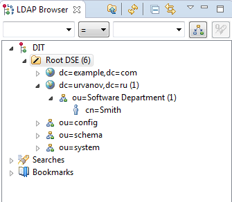 ldap browser Smith Pelevarov