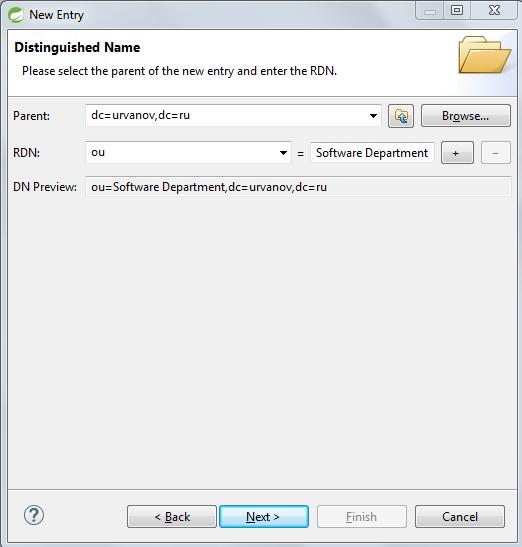 RDN Software Department